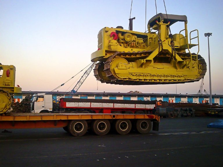 Transit of Equipments for Kuryk Port Development Project via B.Anzali - 2009