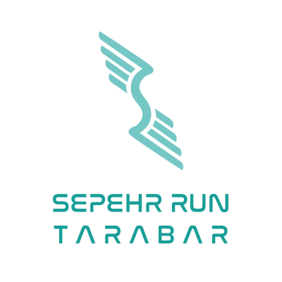 Sepehr Run Tarabar Website Logo